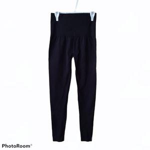 Assets by Spanx Black Stretch Leggings Size L